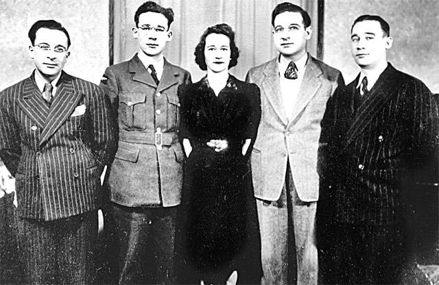 goldberg family photos
